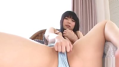 Horny Asian babe adores erected thick Hawkshaw oftentimes