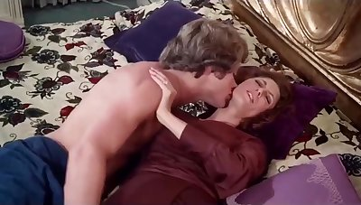 Charming beauty MILF retro jaw-dropping porn clip