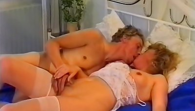 Vintage German MMF threesome - Inferno Productions