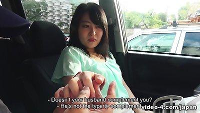 Kaoru Miyashiro Cheats On Say no to Husband With A Stranger - JapanHDV